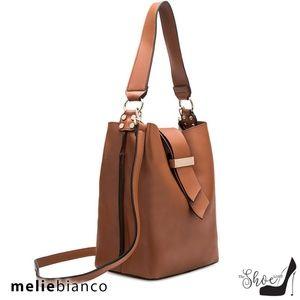 Melie Bianco Bags - Melie Bianco: Alessia Bag - Luxury Vegan Leather